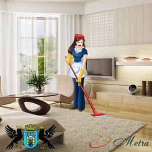 Прибирання квартири в Івано-Франківську