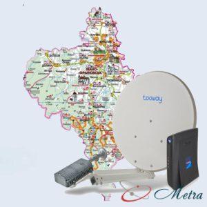 Спутниковый интернет Ивано-Франковск
