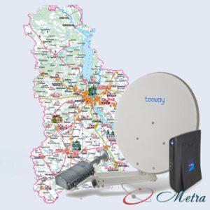 Спутниковый интернет Киев