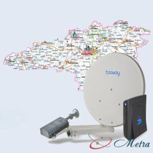 Спутниковый интернет Кропивницкий