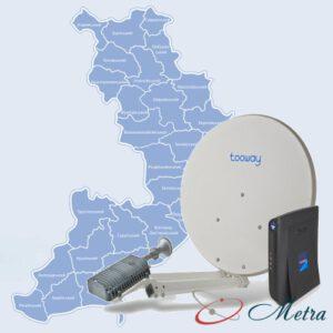Спутниковый интернет Одесса