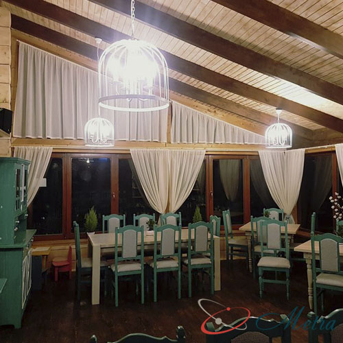 Ресторан в Ивано-Франковской области «Крухе»