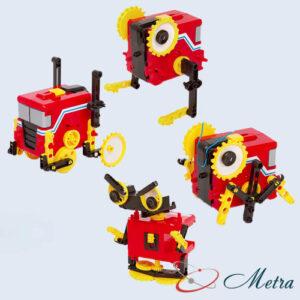 Трехскоростные роботы
