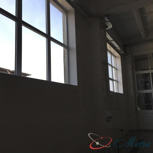 Чистые окна в пивоварне