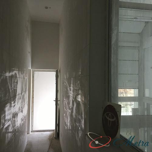 Стены после ремонта