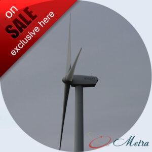 Ветрогенератор 1500 кВт б/у
