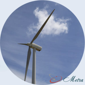Ветрогенератор 1650 кВт