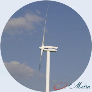 Ветрогенератор 1750 кВт