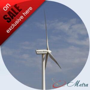 Ветрогенератор 2000 кВт б/у