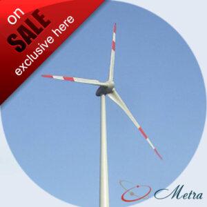 Ветрогенератор 2300 кВт б/у