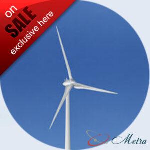 Ветрогенератор 2350 кВт б/у