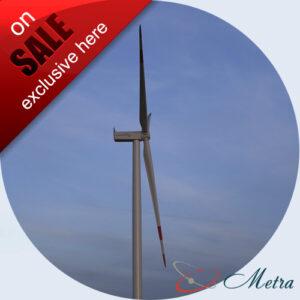 Ветрогенератор 3900 кВт б/у