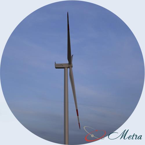 Ветрогенератор 3900 кВт