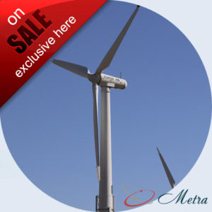 Ветрогенератор 450 кВт б/у
