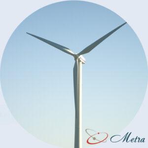 Ветрогенератор 660 кВт