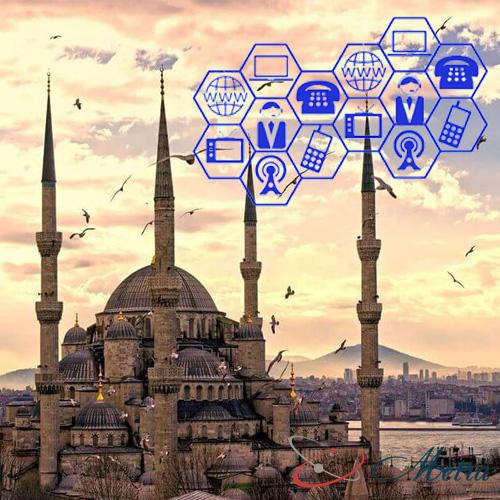 Дешевый интернет в Турции