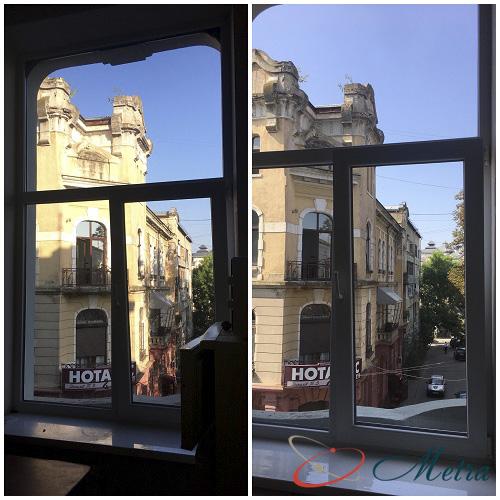 Мойка окна после квартирантов