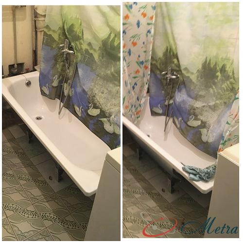 Мойка ванной комнаты