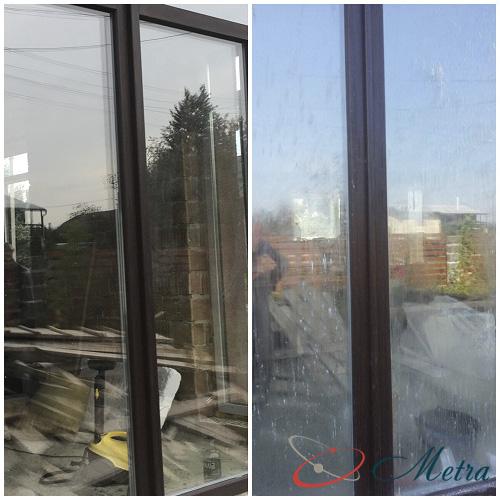 Помыть окно