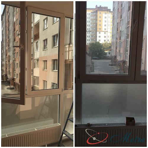 Балкон после ремонта уборка