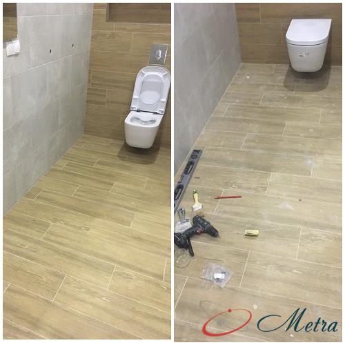 Помыть санузел в квартире Ивано-Франковска