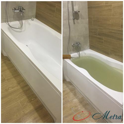 Помыть ванную в квартире Ивано-Франковск