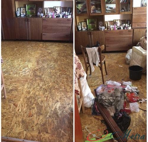 Уборка дома Ивано-Франковск