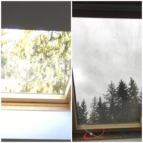 Помыть окна внутри