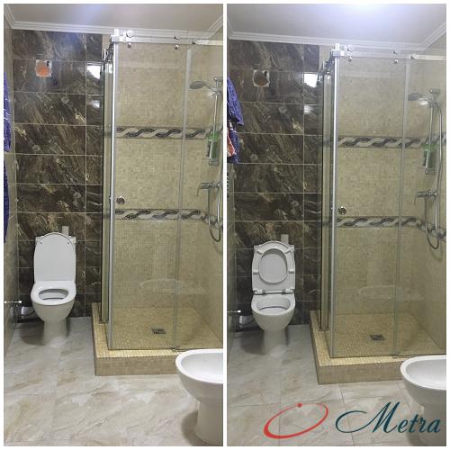 Уборка туалета в гостинице