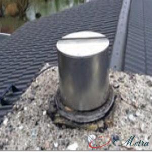 Дымосос для камина 8 кВт