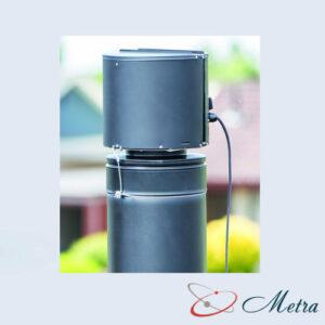 дымосос для камина 15 кВт