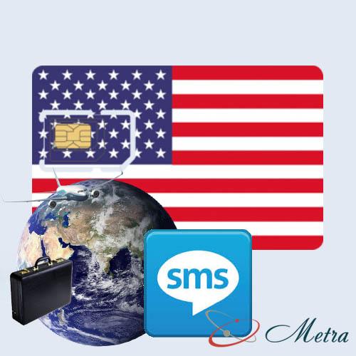 Американская сим карта