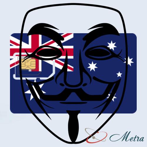 Австралийская сим карта