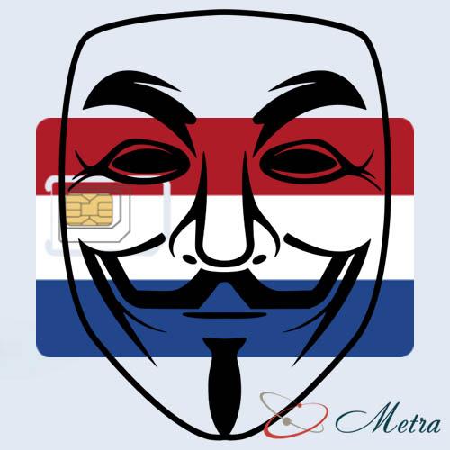 Голландская сим карта