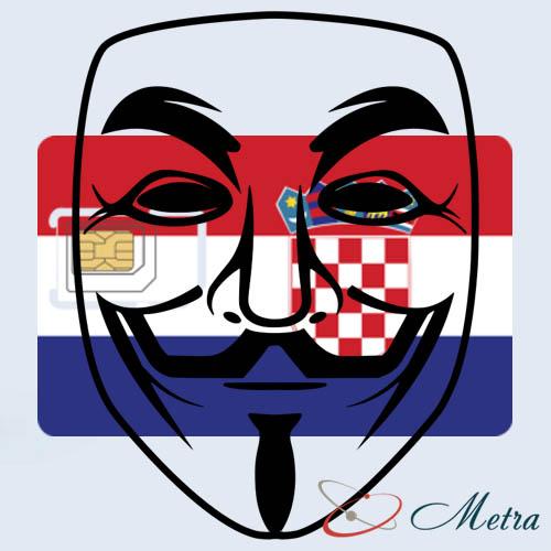 Хорватская сим карта