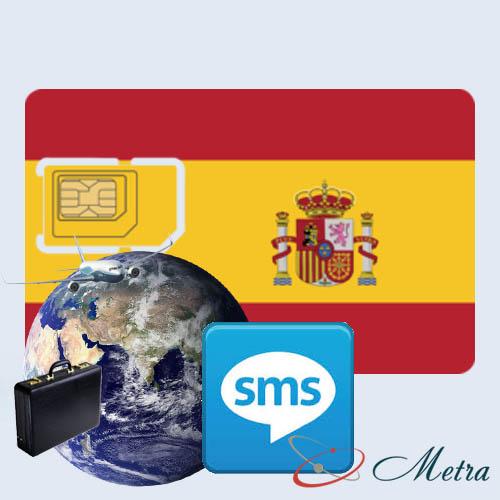 Испанская сим карта