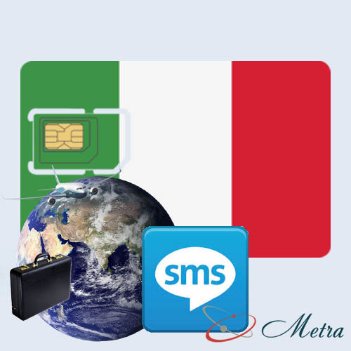 Итальянская сим карта