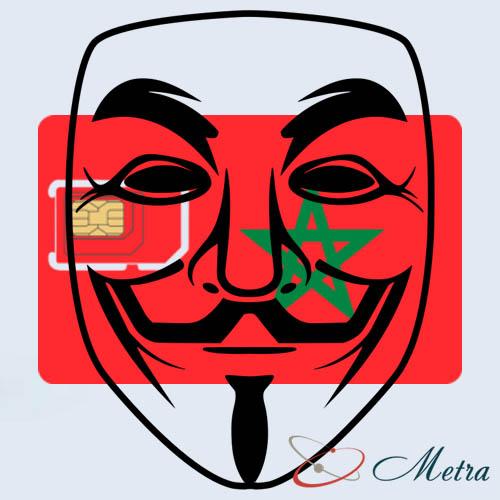 Марокко сим карта