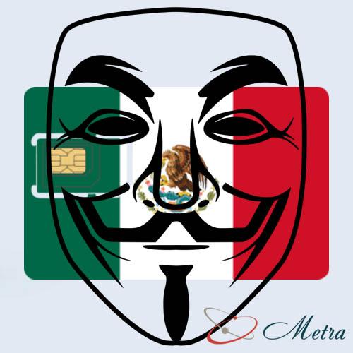 Мексиканская сим карта