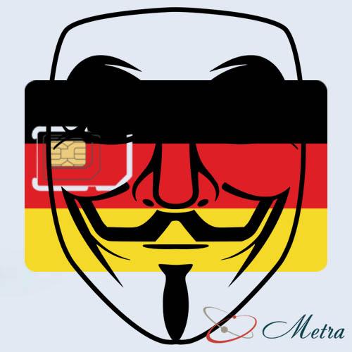 Немецкая сим карта