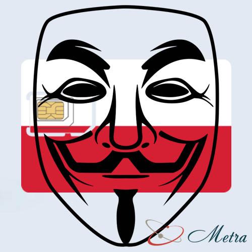 Польская сим карта