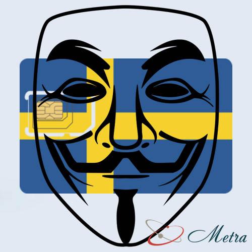 Сим карта Швеции