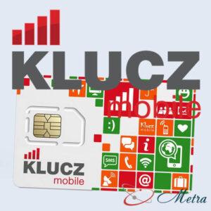 стартовый пакет Klucz