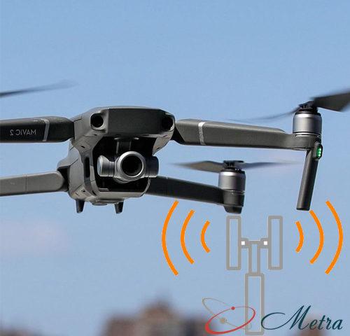 Эффективность использования дронов в 4G