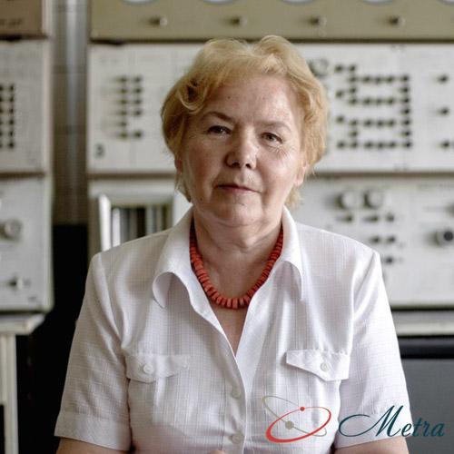 Ладиева Леся Ростиславовна