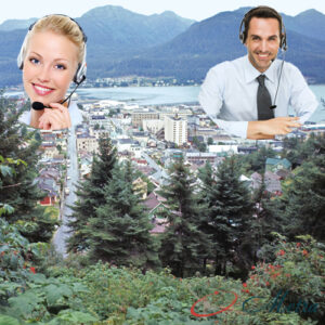Outsourcing call center for Alaska