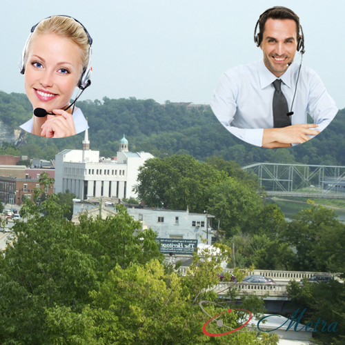 Outsourcing call center for Kentucky