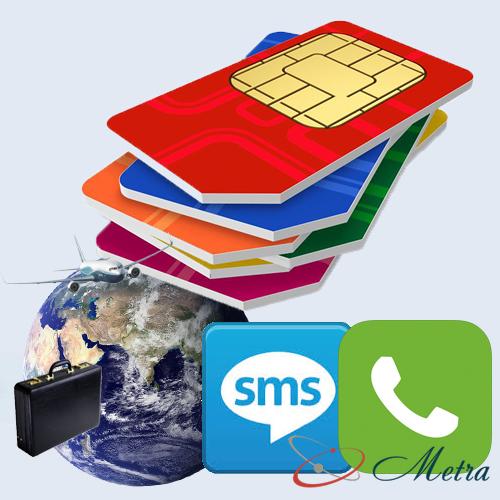 Иностранные SIM карты для регистраций