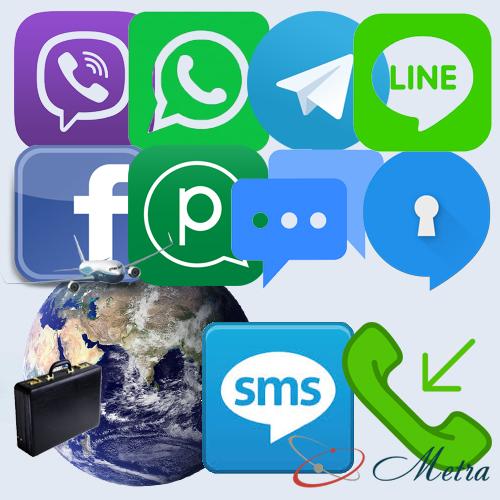 SIM-карты для мессенджеров