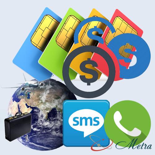SIM-карты для платёжных систем